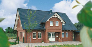 Строительство загородных домов в немецком стиле в СПб и лен. области под ключ из блоков проекты фото