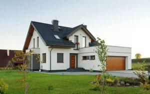 Строительство загородных домов в СПб и лен. области под ключ из керамзитобетонных блоков