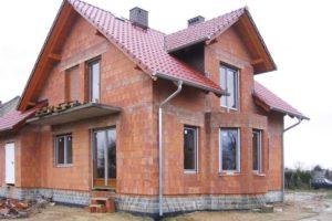 Дом из керамических блоков, проекты, цены, строительство