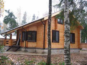Дом из бруса, проекты, цены, строительство брусового дома