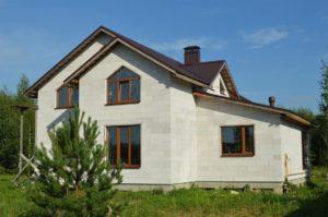 Дом из газосиликатных блоков, проекты, цены, строительство
