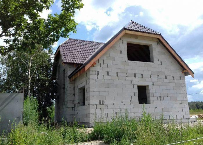 Дом из газобетонных блоков, проекты, цены, строительство
