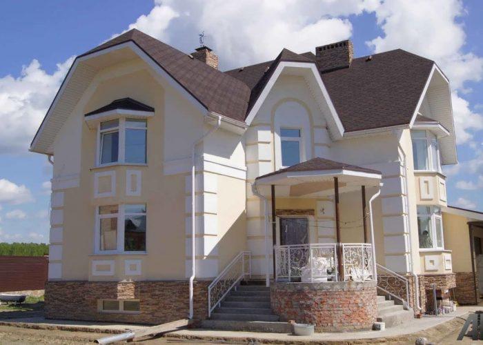 Дом из пеноблоков, проекты, цены, строительство